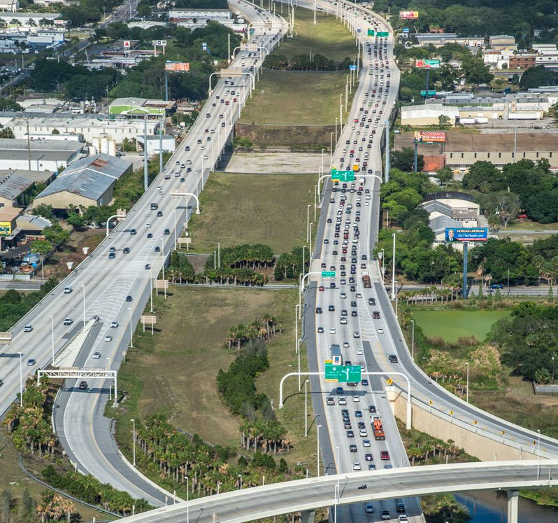 Tampa Bay Next - I4 Connector